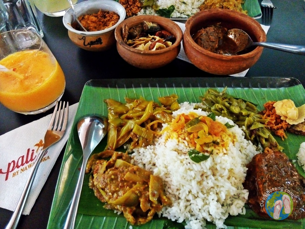 Talking about food in sri lanka travel brings yourself for Authentic sri lankan cuisine