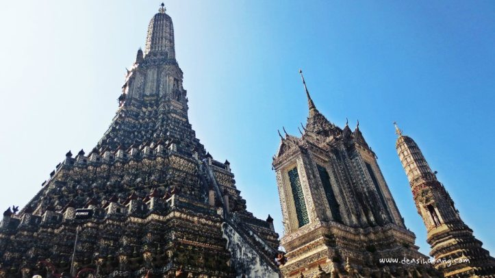 002-A Day Trip to Wat Arun and Wat Pho, Thailand-DeaSihotang