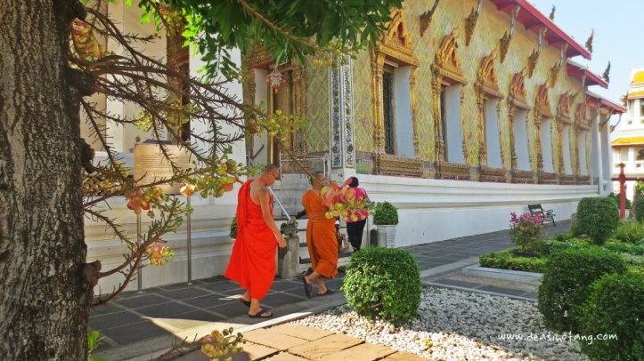 003-A Day Trip to Wat Arun and Wat Pho, Thailand-DeaSihotang