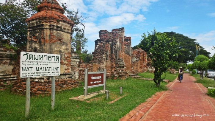 003-Ayutthaya, the incredible old kingdom (Part 1)-DeaSihotang