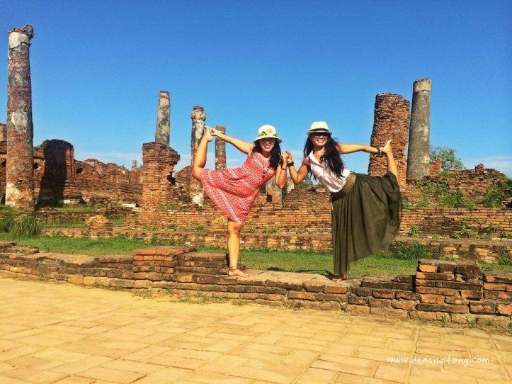 005-Ayutthaya, the incredible old kingdom (Part 2)-DeaSihotang