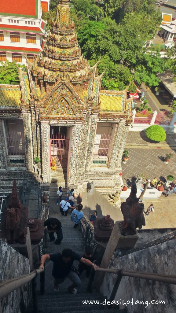 007-A Day Trip to Wat Arun and Wat Pho, Thailand-DeaSihotang