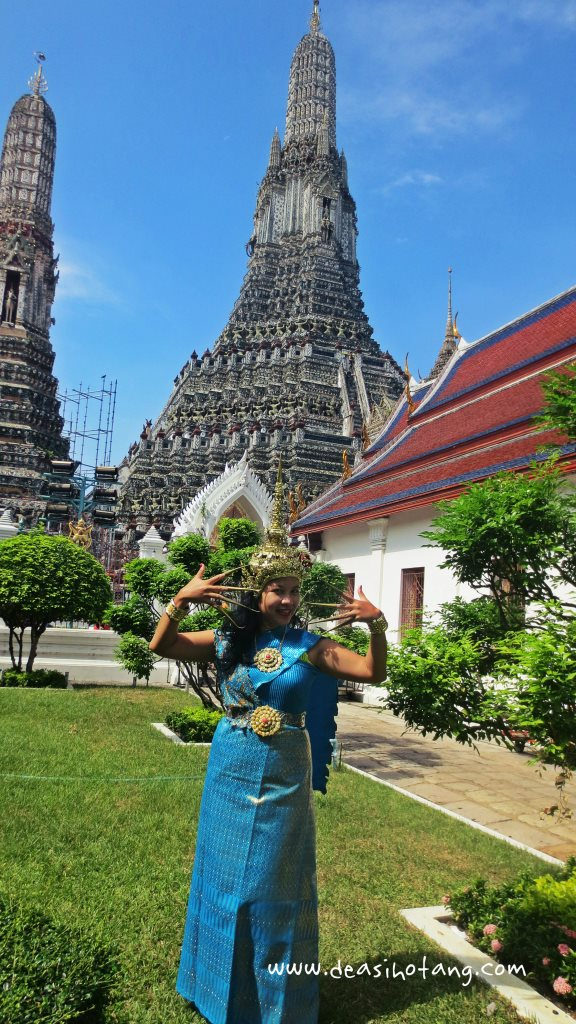 011-A Day Trip to Wat Arun and Wat Pho, Thailand-DeaSihotang