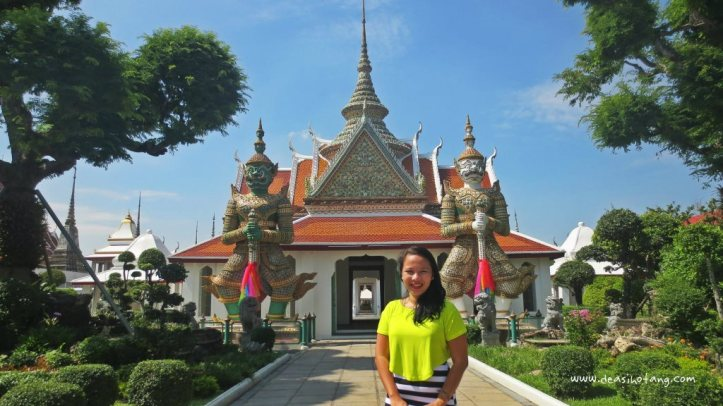 012-A Day Trip to Wat Arun and Wat Pho, Thailand-DeaSihotang