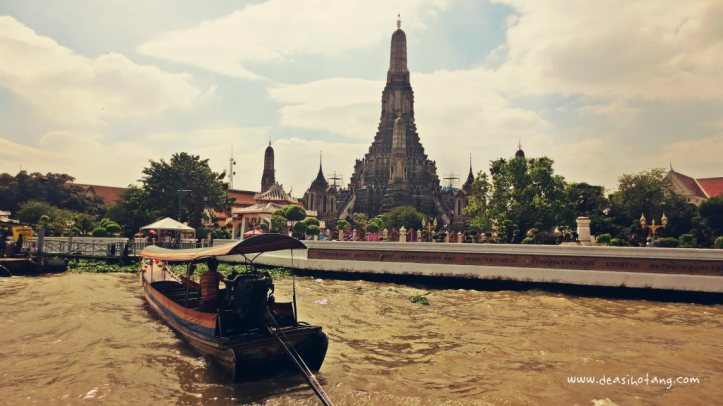 016-A Day Trip to Wat Arun and Wat Pho, Thailand-DeaSihotang