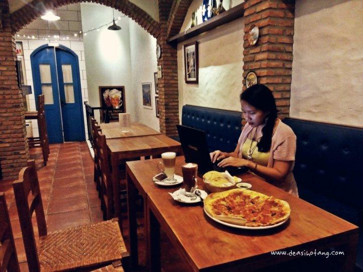 006-Cafe Review Cuadrilla, Kemang -DeaSihotang