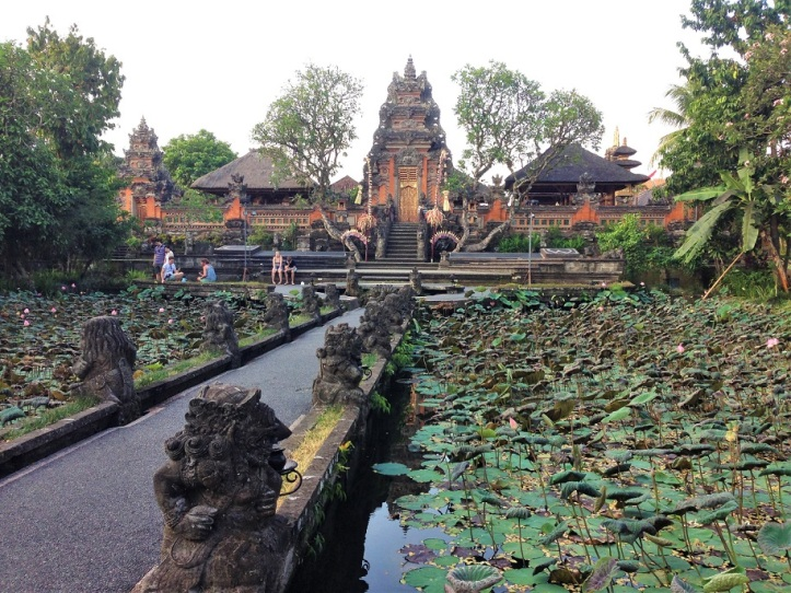 How does it feel to live in Ubud, Bali