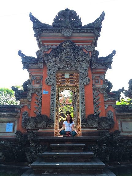How does it feel to live in Ubud